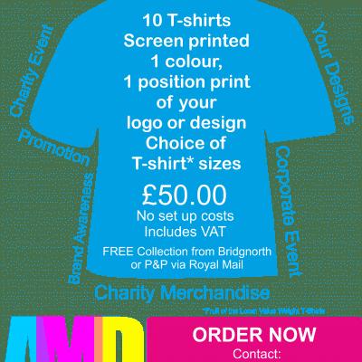 T-shirt deal