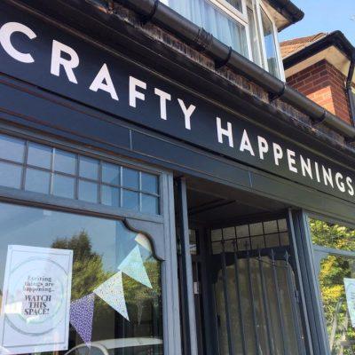 CraftyHappeningsShopFront